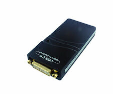 USB 2.0 Video Card to DVI HDMI VGA Output Supports Up To 1080p for HD PC Monitor