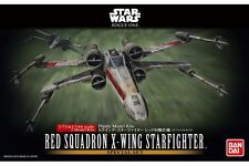 Star Wars Special set 1/72 & 1/144 RED SQUADRON X-WING STARFIGHTER Bandai ***