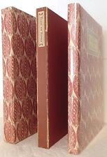 The School for Scandal by R.B. Sheridan Limited Editions Club 1934 Signed w/Lt