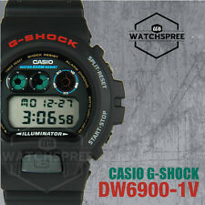 Casio G-Shock Classic Series Watch DW6900-1V