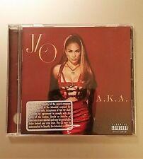 A.K.A. [PA] by Jennifer Lopez (CD, 2014, Capitol) PROMO COPY