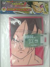 Dragon Ball Z Bardock Scouter Clip Board Ichiban Kuji Prize Figure Super Kai