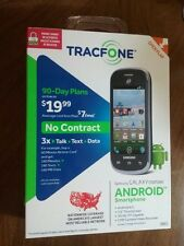 Tracfone Samsung Galaxy Centura (SCH-S738C), gray [4GB] TRIPLE MINUTES for life!
