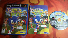SEGA SUPERSTARS TENNIS PLAYSTATION 2 PS2 ENVÍO 24/48H