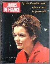 ►JDF 304/1960 - SYLVIA CASABIANCAS- JACK et GRACE KELLY- MARILYN MONROE...