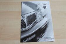 80950) Lancia Lybra + SW - Preise & technische Daten & Ausstattungen - Prospekt