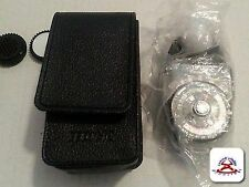 SEKONIC L-398 LIGHT METER STUDIO DELUXE- MADE IN JAPAN