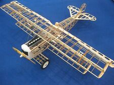 RC 1200mm Fokker D.VII Jagdflugzeug WW1 Doppeldecker brushless 4S LiPo KIT