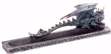 Dark Legends Ice Dragon Incense burner, Ash catcher !FREE UK P&P!!FREE Incense!