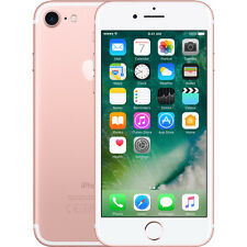 Neuf Apple iPhone 7 128GB or rose MN952B/A lte 4G usine débloqué uk