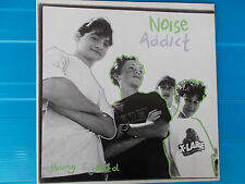 LP 10' POLLICI NOISE ADDICT YOUNG & JADED BEN LEE VINILE LIMITED NUOVISSIMO LOOK
