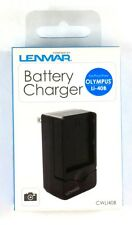 CWLI40B LENMAR Camera Battery Charger for Nikon EN-EL10, Olympus LI-40B & LI-42B