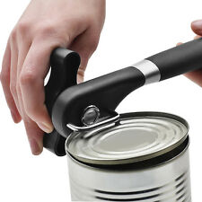 Stainless Steel Manual Can Tin Opener Professional Smooth Edge Safety Tool