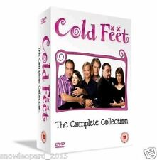 COLD FEET Complete Series 1 2 3 4 5 DVD Box Set Collection Season New COLDFEEET
