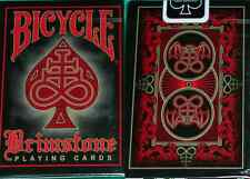 Bicycle Brimstone V1 Playing Cards – Limited Edition - SEALED