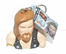 """1999 Alpi Squeezies nWo """"Kevin Nash"""" Action Figure Key Chain {4113}"""
