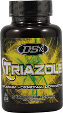Driven Sports TRIAZOLE Testosterone Size Strength Booster 90 Caps ANTI-ESTROGEN