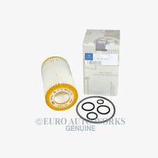 Mercedes-Benz Engine Oil Filter Fleece Original Genuine 2609