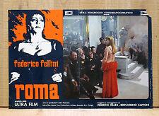 ROMA fotobusta poster affiche Federico Fellini Prostituta Bordello Anni '30