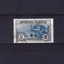 France Yvert n° 169a oblitéré - variété