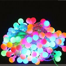 10M 56LED Fairy String Lights Christmas Party Wedding Lamps Ball Lingting Indoor