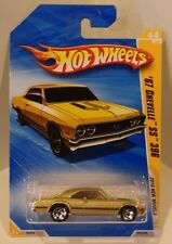 2010 Hot Wheels New Models '67 Chevelle SS 396 GOLD