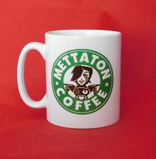 Undertale Mettaton Starbucks Inspired Coffee Mug 10oz
