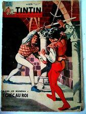 Journal de Tintin 647 - 16/03/61 Jeux Loto rallye/  S.O.S en Montagne/ Perillat