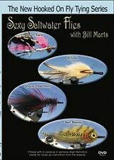 Hooked on Fly Tying: Sexy Saltwater Flies - Bill Marts DVD Video