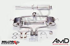 Milltek MINI Cooper S R53 Acciaio Inox Marmitta Posteriore Catalitica RISONANTE