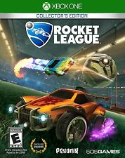 ROCKET LEAGUE COLLECTION EDITION   (XBOX ONE, 2016) (8935)    FREE SHIPPING USA