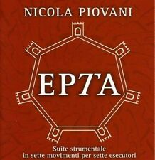 Nicola Piovani: EPTA (New/Sealed CD)