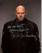 DOMENICK LOMBARDOZZI signed autographed BREAKOUT KINGS photo GREAT CONTENT