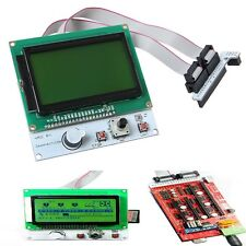 RAMPS1.4 LCD12864 intelligent Smart controller LCD 12864 for  RepRap 3D printer