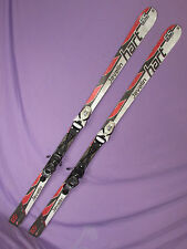 HART Javelin 65 GS J kid's jr race skis 168cm w VIST V2.12 adjustable bindings ~