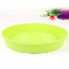 Round Silicone CakePan OvenHeat Resistant Pastry Mold Cake Tool Pizza Mould CHUS