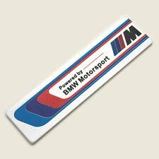 Emblema BMW M Motorsport (e31,e34,e46,e90,e92,e57,e87,e39,320,318,x3,x5) badge
