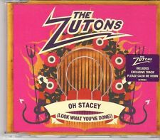 (EK551) The Zutons, Oh Stacey (Look What You've Done)  - 2006 CD