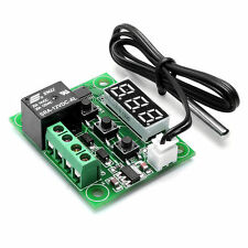 TERMOSTATO Digitale Modulo Controllo TEMPERATURA Sonda DC 12V -50 a 110°C W1209