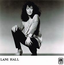 A&M Records - Lani Hall - BLUSH - Publicity Glossies - 1980
