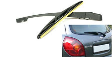 Rear Wiper Arm & Blade for  Nissan  Almera N16 HB  2000-2006 New