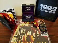 Raekwon Only Built 4 Cuban Linx LIMITED EDITION CASSETTE BOX SET PURPLE VINYL