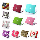 "2010-2014 Rubberized Matte Hard Case Cover For Apple MacBook Air 13"" A1369 A1466"