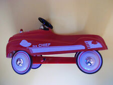 FIRE CHIEF PEDAL VEHICLES TOY