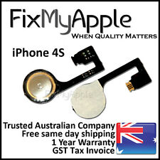 iPhone 4S Home Button Flex Cable Ribbon Repair Replacement New A1387 GST