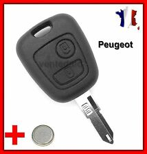Shell Rks Remote Key Peugeot 106 206 206CC 306 406 107 207 307 Partner