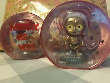 "C3P0 - 2016 ""VIP Festive Star Wars"" Cosbaby - Hot Toys (RARE)"