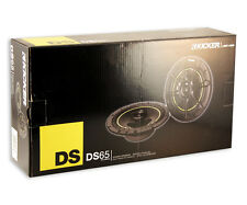 """KICKER DS65.2 (11DS652) 6.5"""" 6-1/2"""" 2-Way Component Car Audio Speakers System"""