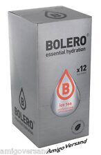 Bolero ICE TEA Peach - Eistee Pfirsich - 12 Beutel für 18 Liter