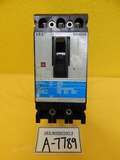 Siemens ED43B015 Circuit Breaker Sentron Series I-T-E 15A 480VAC Used Working
